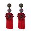 Women-Fashion-Bohemian-Crystal-Long-Tassels-Earrings-Elegant-Drop-Dangle-Jewelry thumbnail 6