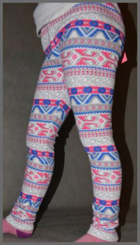 Mädchen Thermo Leggings Winterleggings versch.Farben Gr 98-152