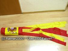 Fahnen Flagge Windsack Spanien  - 14 x 145 cm