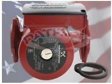 Grundfos 52722377 UP26-116F 230 VOLT 1/6 HP CI Circulating Pump