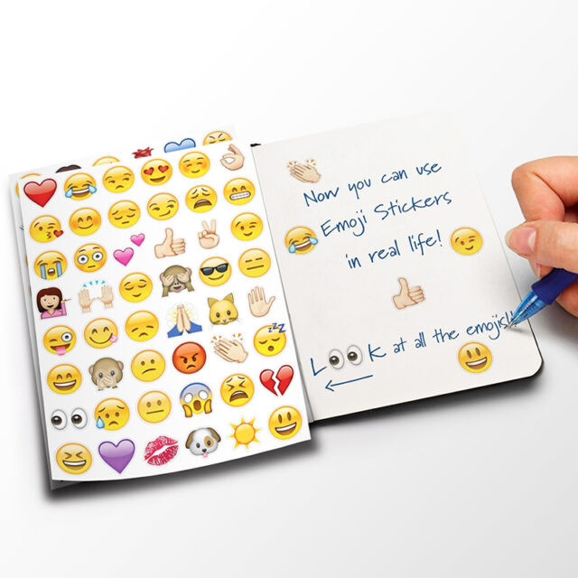 Emoji  Sticker Pack 912 Die Cut Stickers For iPhone Instagram Twitter Large Viny