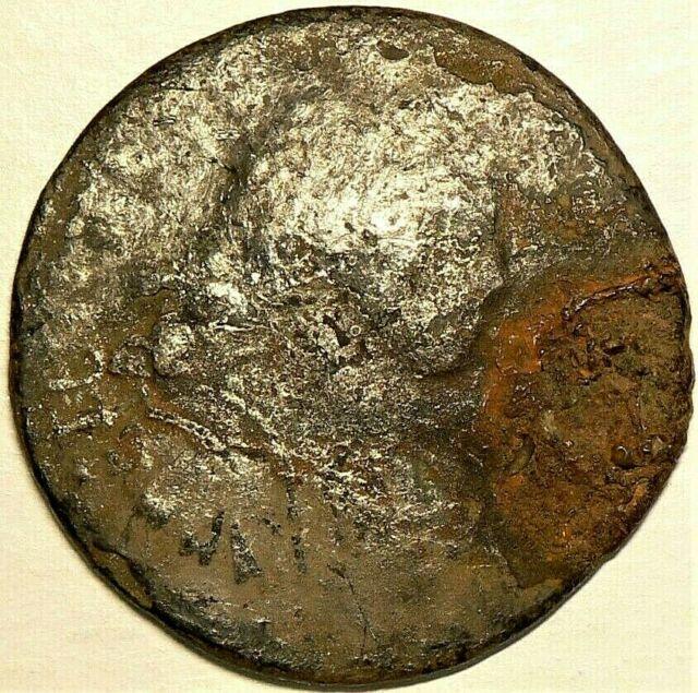1724 H France Ecu from Le Chameau Shipwreck #6771