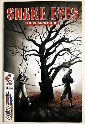 2005 Cannon Busters LeSean Thomas Variant Netflix Devil/'s Due//Udon NM #1