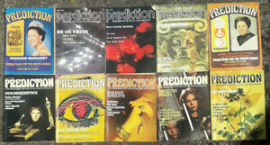 Ten 1975-1979 Prediction, The Magazine for The Occult and Astrology