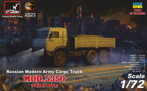 Armory-1-72-Russian-6x6-Military-Cargo-Truck-Mod-5350-72407