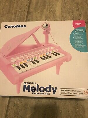 Conomus Piano Keyboard Toy for Kids,1 2 3 4 Year Old Girls ...