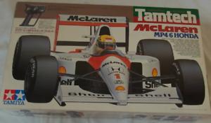 TAMIYA 1 14 Tamtech Radio Control McLaren MP4 6 Honda Set Completo Kit Modelo de Japón F S