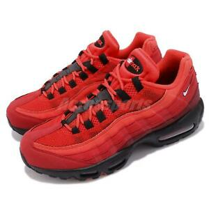 innovative design 074d3 c3ad4 Image is loading Nike-Air-Max-95-OG-Habanero-Red-Men-