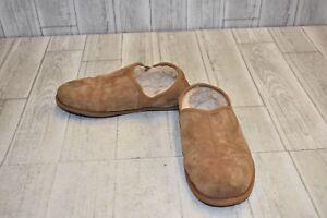 333b0956fd3 UGG Scuff Romeo II Slippers - Men's Size 9 - Chestnut | eBay