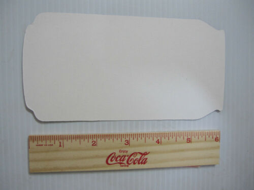 UNUSED 4 Coca-Cola Can Note Cards