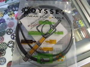 ODYSSEY-034-K-034-SHIELD-LINEAR-BLACK-BMX-BICYCLE-BRAKE-CABLE