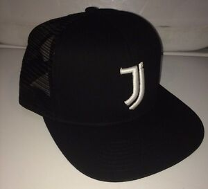 Image is loading Juventus-Italia-Italy-Fitted-hat-cap-CR7-Snapback- fa0eef60775