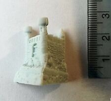 Dungeons and Dragons Plastic Miniatures Grey Castle Tokens x 3 (15mm scale)