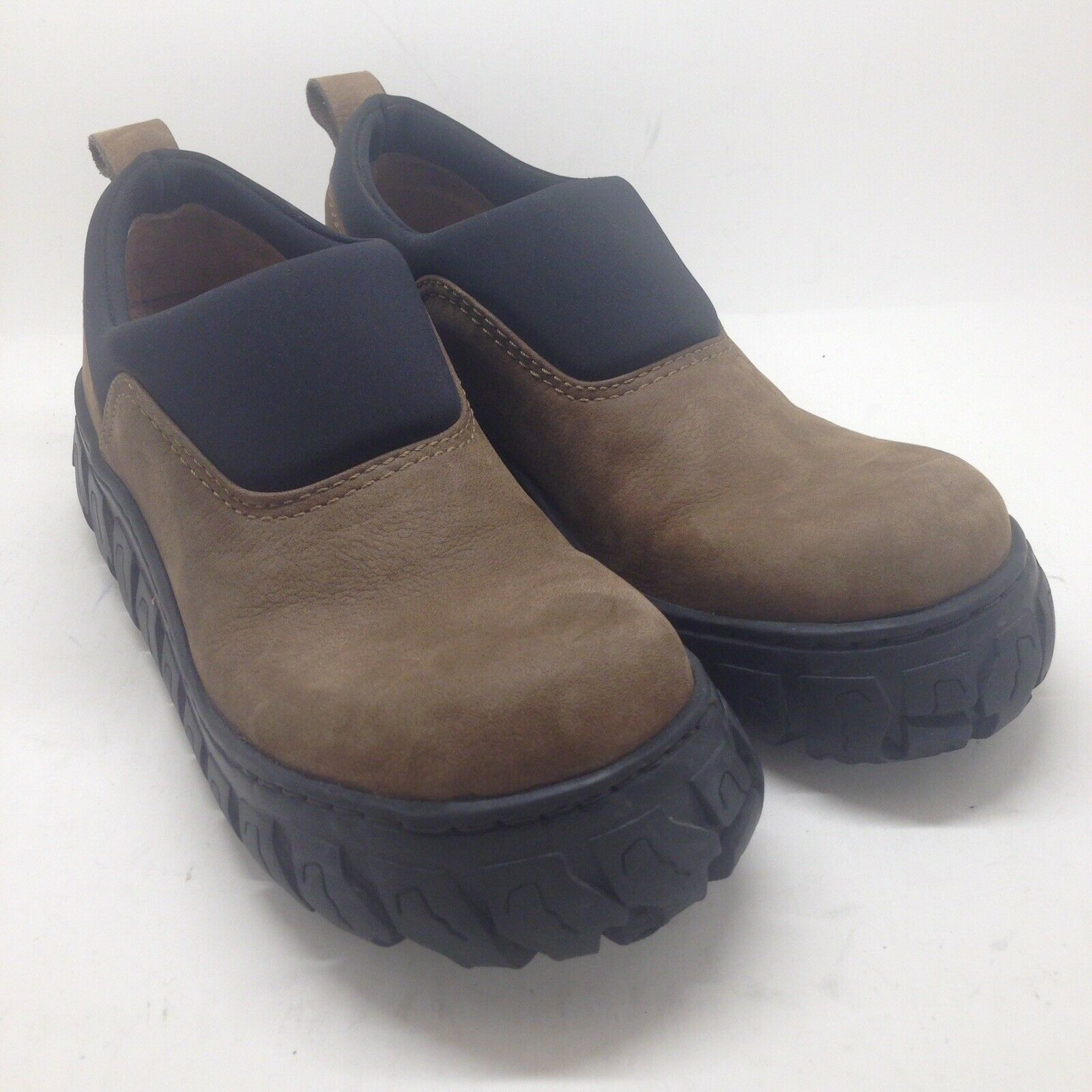 Native Deep E Soles of the Rain Forest Recycled Latex Sole Size