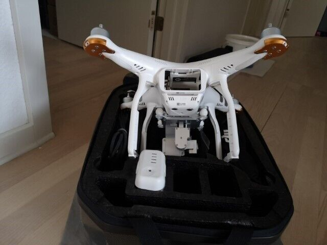 Drone, Dji Phantom Phantom 3 Advanced, skala 10