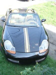 2000 Porsche Boxster De base