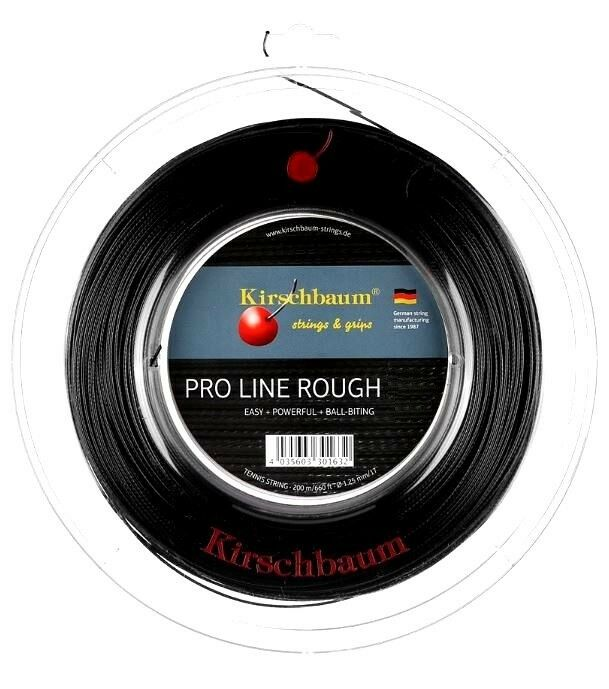 Kirschbaum Pro Line Rough Rough Rough 1,30 mm 200 m Tennissaiten Tennis Strings bad0c6
