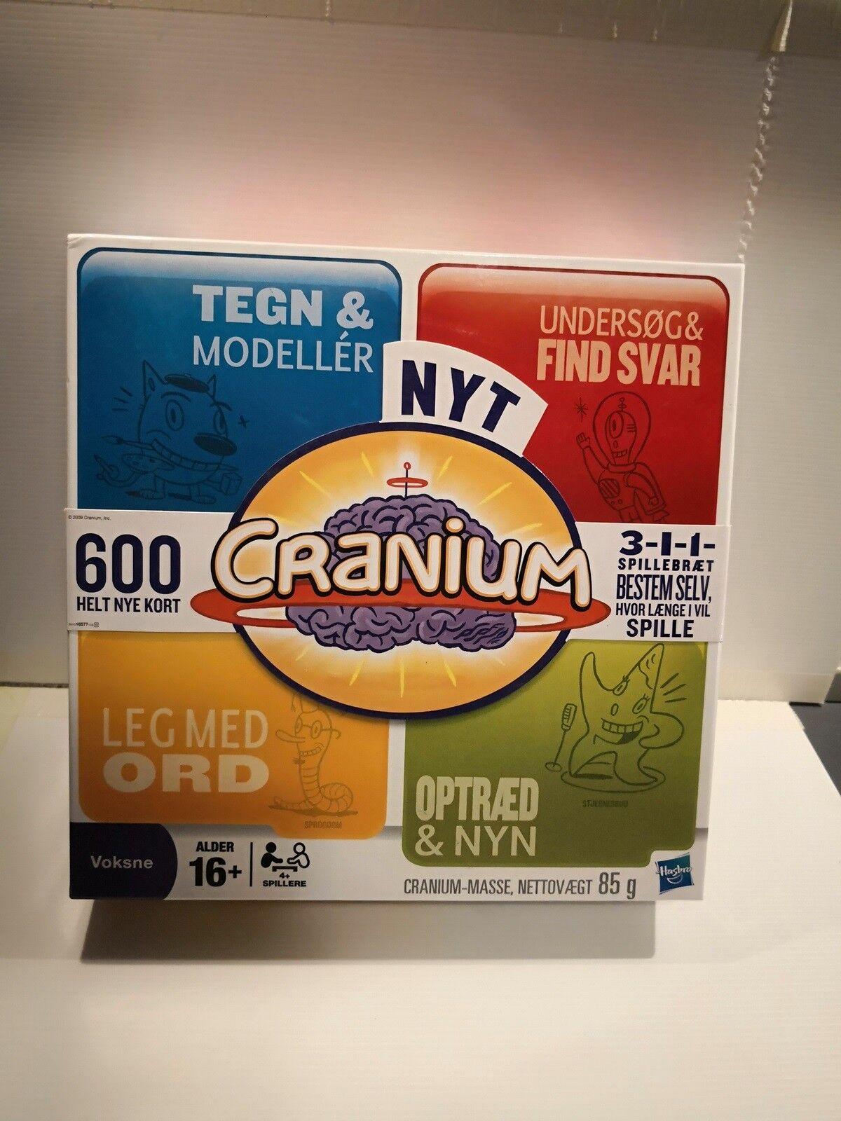 Cranium Med 600 Ny Kort Fra 2011 Dba Dk Kob Og Salg Af Nyt Og