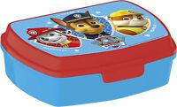 Nickelodeon Paw Patrol Hundestaffel Kinder Brotdose Vesper Box Luchbox Dose NEU