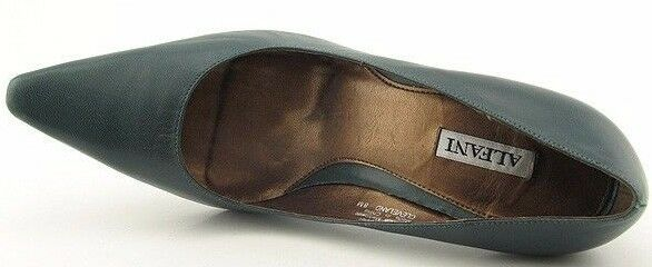 New ALFANI d'Orsay Pump Damenschuhe Leder High Heel Pump d'Orsay Pointy Toe Dress Schuhes Sz 8 M b115f7