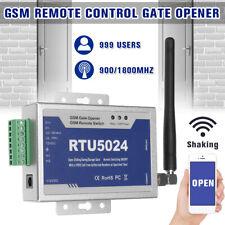 24v Rtu-5024 GSM Gate Opener Call Wireless Door Mobile Phone