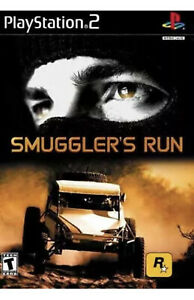 Smuggler-039-s-Run-Ps2-PLayStation-2-Complete-T-Kids-Game-1