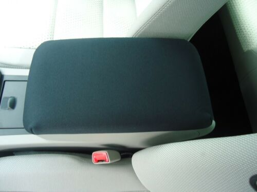 Fits Audi A5 2012 Neoprene Center Armrest Console Lid Cover U3 Black NEO