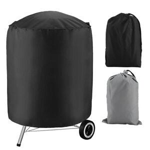 Round Kettle BBQ COVER Waterproof Weatherproof Outdoor Furniture Protector
