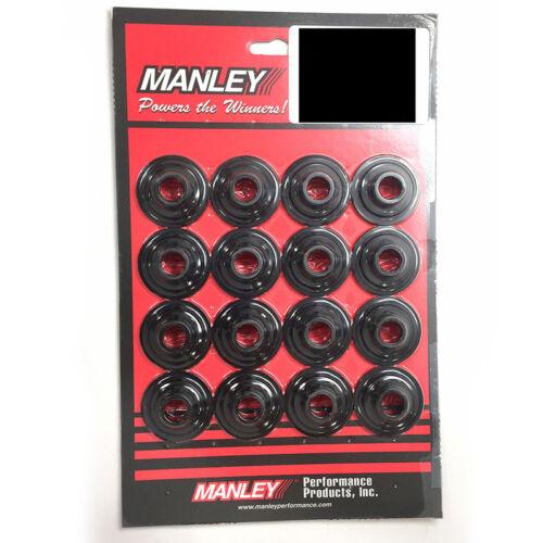 """Manley Valve Spring Retainer Set 23645-16; Chromoly 7° 11//32/"""" 1.437/""""-1.500/"""""""