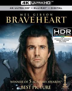 Nuevo-Sellado-corazon-valiente-4K-Ultra-Hd-Blu-ray-Digital