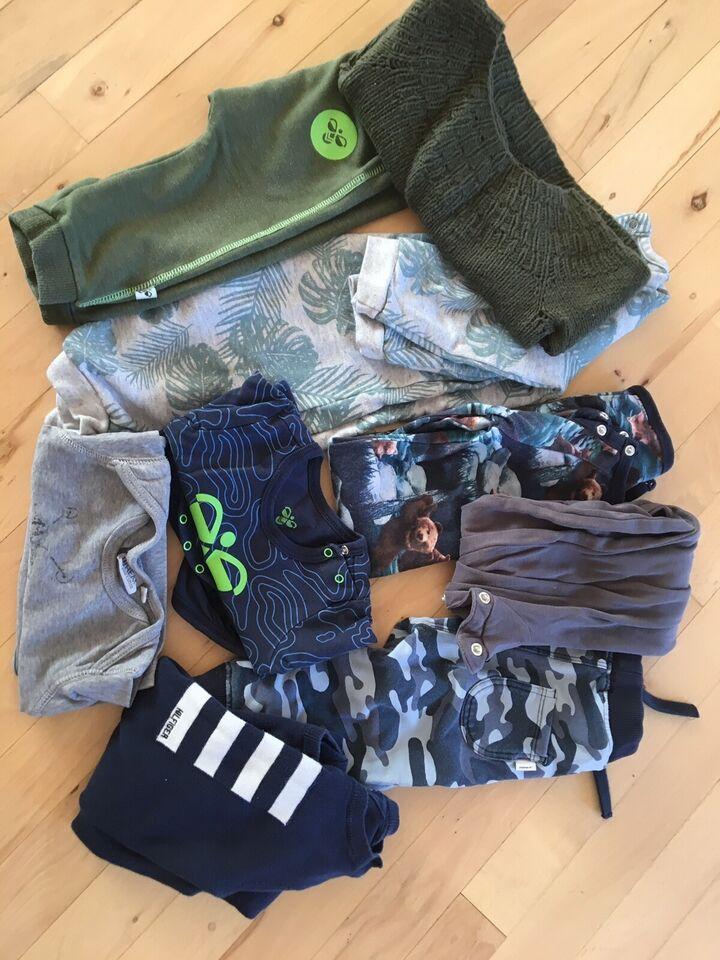 Blandet tøj, Bodyer, bukser og hedragter