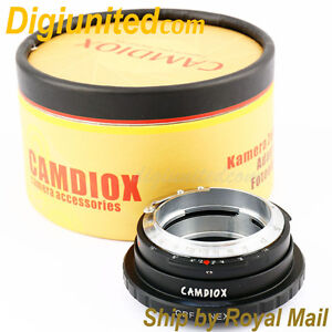 Camdiox-Contax-Rangefinder-RF-mount-lens-to-Sony-E-mount-adapter-NEX-5T-A7-A7RII