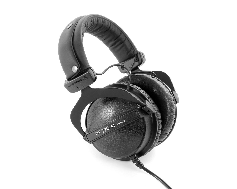 Beyerdynamic DT 770 MMonitoring Kopfhörer (Geschlossenes Design)Audio LA