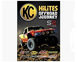 KC HiLites Offroad Journey DVD  Extreme Car OffRoad Racing by Severe Racing - <span itemprop=availableAtOrFrom>Rugeley, United Kingdom</span> - RETURNING GOODS Should you need to return any item for any reason please contact us on 01543 493149 or email us at sales@bikes4all.co.uk for a returns number and advising the reason for t - Rugeley, United Kingdom