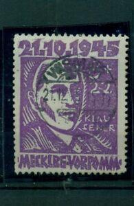 SBZ, antifascisti, N. 21 timbrato