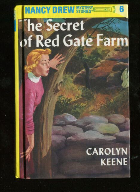 The Secret of Red Gate Farm Nancy Drew Mystery Stories 6