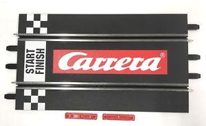 Carrera-Digital-132-124-Evolution-1x-Start-Zielgerade-aehnlich-20509