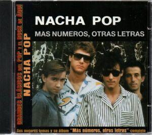 Nacha-Pop-Mas-numeros-otras-letras-CD-2002-con-bonus