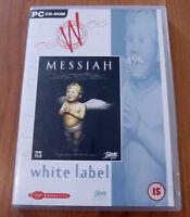 Retro PC CD Rom Game - Messiah