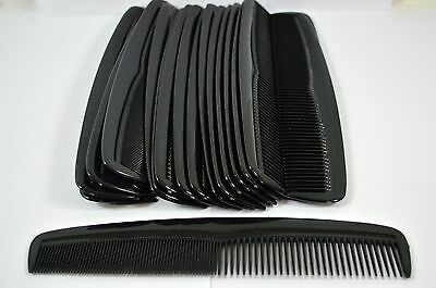 Acquista A Buon Mercato Combs Job Lot, Black Colour As Pictured, Good Quality, 20cm Approx Saldi Estivi Speciali