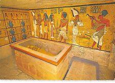 BT14768 Luxor king s valley sarcophagus of tut ankh amon        Egypt postcard