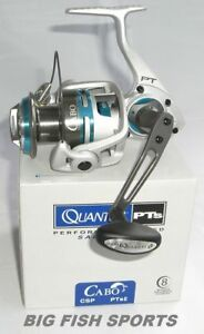 QUANTUM-CABO-PTs-Spinning-Reel-CSP80PTSE-4-9-1-Ratio-FREE-USA-SHIPPING-NEW