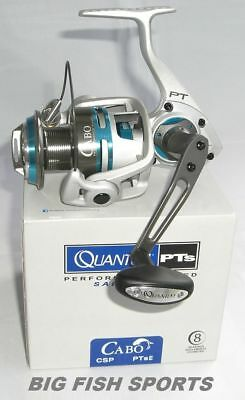 FIN-NOR LETHAL 80 Spinning Reel #LT80 FREE USA SHIPPING 4.9:1 Gear Ratio NEW