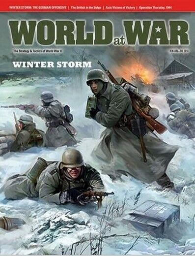 World at War The Strategy & Tactics of WWII  WINTERSTORM