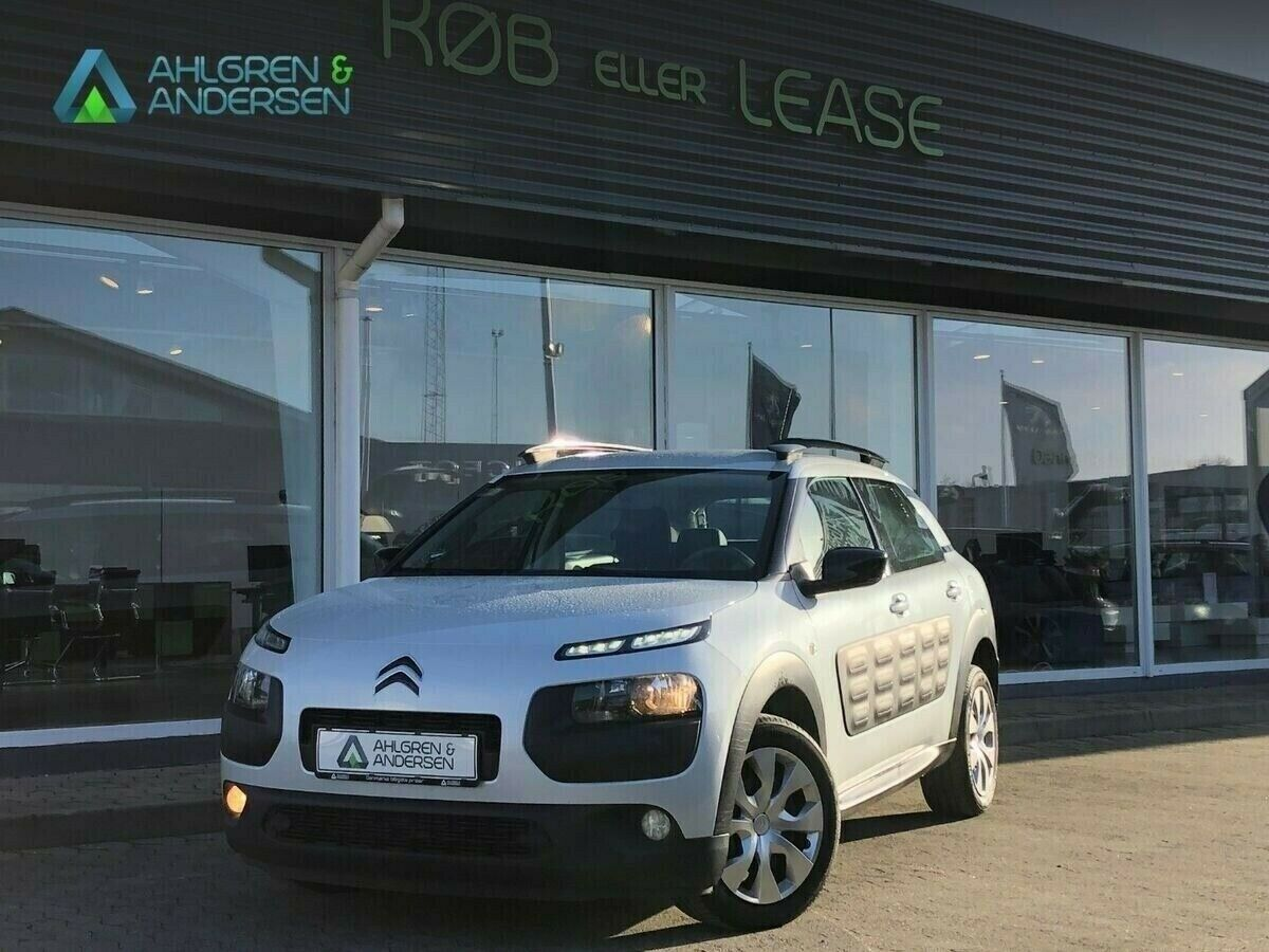 Citroën C4 Cactus 1,2 PT 82 Feel 5d