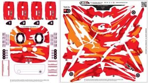 Wrap-Skin-For-DJI-PHANTOM-4-Quadcopter-Drone-CAMO-RED