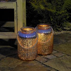 Large-Coloured-Glass-Hanging-Tea-Light-Candle-Holder-Hurricane-Candle-Lantern
