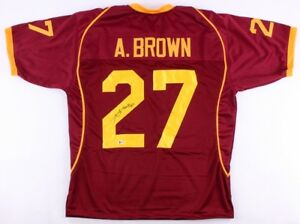 antonio brown signed jersey ebay
