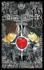 Death Note How to Read 13 by Takeshi Obata and Tsugumi Ohba (2008, Trade Paperback)