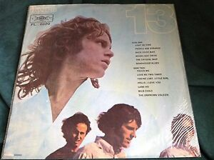 Image is loading Rare-Asian-Pressing-Doors-LP-The-Doors-13-  sc 1 st  eBay & Rare Asian Pressing Doors LP : The Doors ~ 13 ~ First FL 2020 Stereo ...
